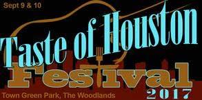 Taste of Houston Festival Logo